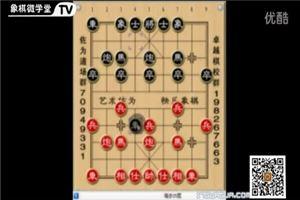 象棋开局系列教程顺炮两头蛇对双横车基础篇
