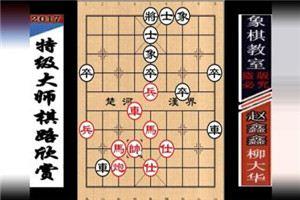 2009年全国象棋冠军邀请赛:柳大华先负赵鑫鑫