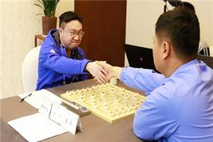 2019年全国智力运动会象棋赛:黄竹风先胜孟辰