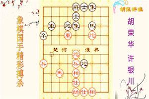 1994年五羊杯全国象棋冠军赛:许银川先胜胡荣华