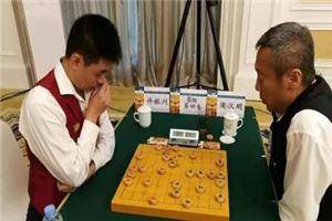 2017年碧桂园杯全国象棋冠军赛:许银川先胜陶汉明