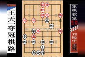 2012年全国象棋个人赛:刘殿中先负王天一