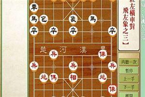 象棋开局系列教程仙人指路对兵局互跳左正马04