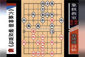 1994年省港澳埠际象棋赛:吕钦先胜翁德强