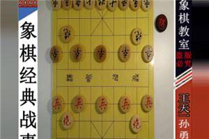 2015年全国象棋冠军挑战赛:孙勇征先胜王天一