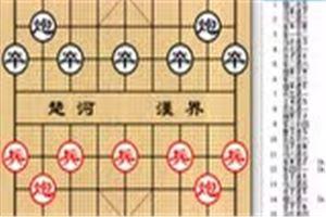象棋开局系列教程中炮过河车急进中兵对屏风马平炮兑车02