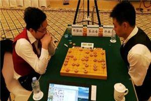 2017年碧桂园杯全国象棋冠军赛:郑惟桐先负许银川