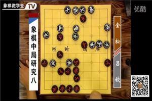 象棋中局研究(8)呂欽vs金松