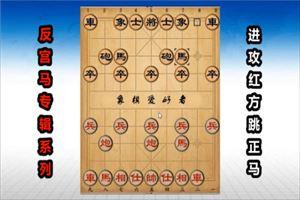 象棋开局系列教程中炮对反宫马01基础篇