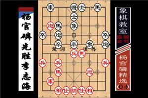 杨官璘精选:杨官璘先胜李志海(04)