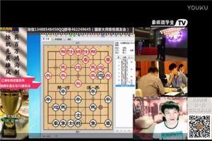 象棋开局系列教程中炮横车盘头马对屏风马03