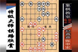 2005年象棋公开赛:张申宏先负赵鑫鑫