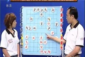 2005年启新高尔夫杯全国象棋联赛:汤卓光先负吕钦