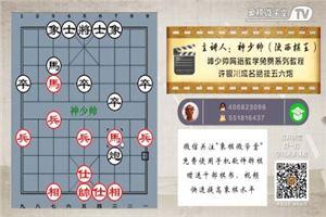 2002年黄山杯全国象棋特级大师赛:许银川先胜柳大华