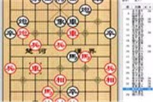 象棋开局系列教程中炮过河车急进中兵对屏风马平炮兑车01