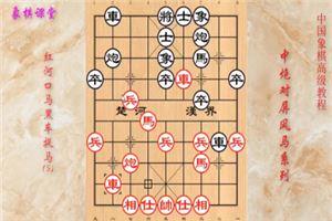 象棋开局高级教程《中炮过河车对屏风马》13