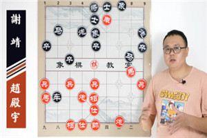 2020年全国象棋甲级联赛:赵殿宇先负谢靖