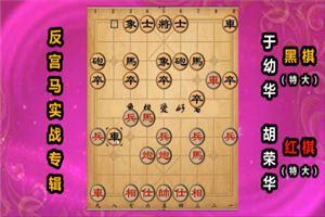2004年南北特级象棋大师对抗赛:胡荣华先胜于幼华