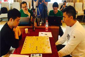 2019年宝宝杯象棋大师公开邀请赛:汪洋先和王天一