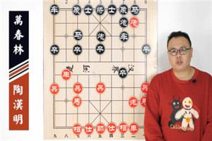 2007年中国象棋南北特级大师对抗赛:陶汉明先负万春林