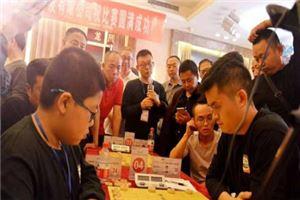 2019年宝宝杯象棋大师公开邀请赛:孟繁睿先负王天一