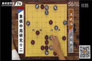 象棋中局研究(12)許銀川vs王曉華