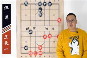 2013年全国象棋个人赛:王天一先胜汪洋