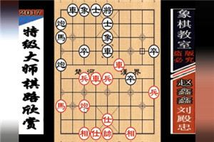 2008年全国象棋明星赛:刘殿中先负赵鑫鑫