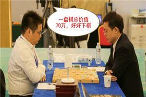 2019年鹏城杯全国象棋排位赛:蒋川先负汪洋